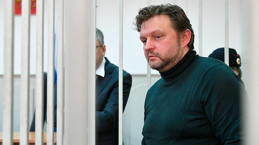 Осужденный экс-губернатор Белых отыскал работу вколонии