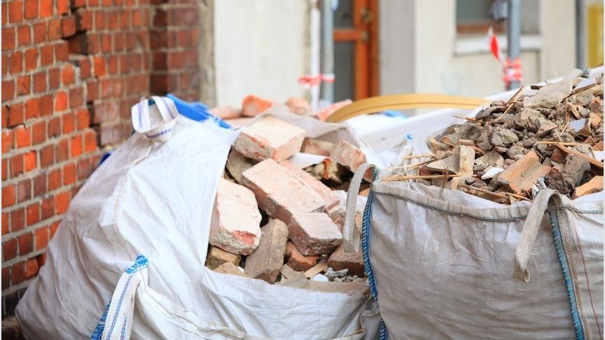 куда девать строительный мусор после ремонта