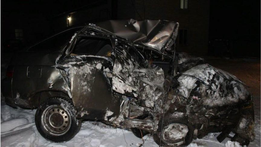 Появились подробности аварии в Тужинском районе, где погибло 3 человека